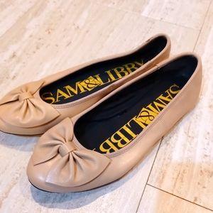 Adorable Sam & Libby Ballet Flats